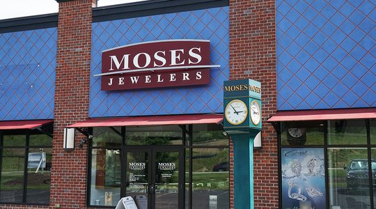Moses Jewelers - Seven Fields / Cranberry Township