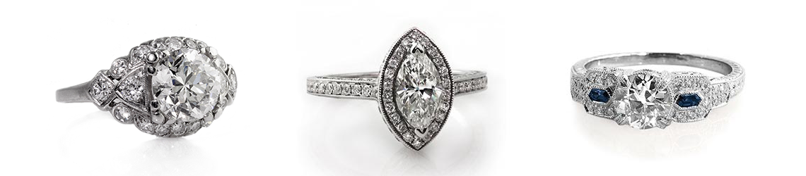 Vintage Engagement Rings 5